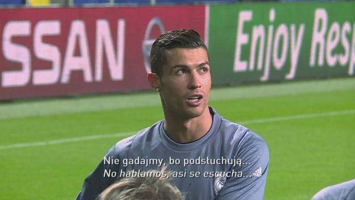 Na podsłuchu: Cristiano Ronaldo - Sezon 1