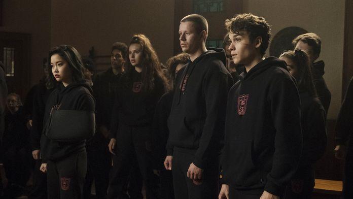 Szkoła zabójców - Sezon 1