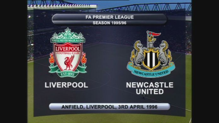 Liverpool - Newcastle 95/96 - Sezon 1