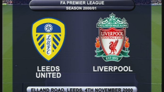 Leeds - Liverpool 01/02 - Sezon 1
