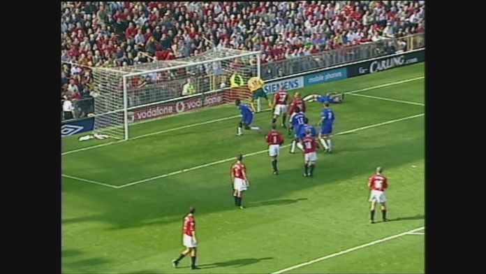 Man United - Chelsea 00/01 - Sezon 1