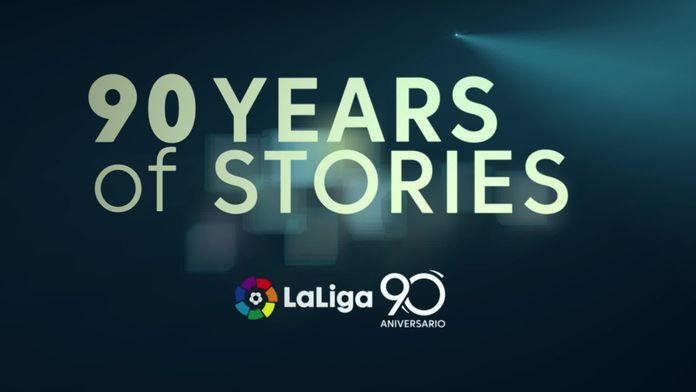 90 lat LaLiga - Najpiękniejsze Historie