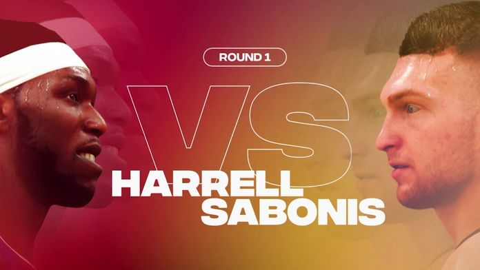 NBA2K20: Harrell - Sabonis - Sezon 1