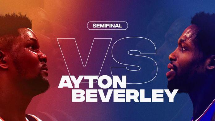 Półfinał NBA2K20: Ayton - Beverley mecz nr 1 - Sezon 1