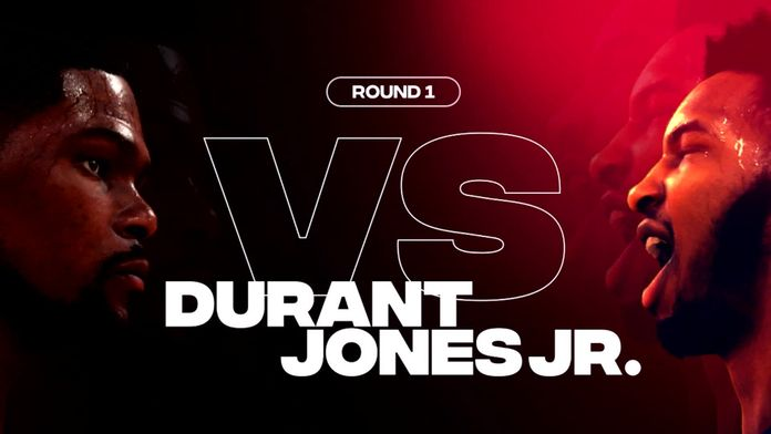 NBA2K20: Durant - Jones Jr - Sezon 1
