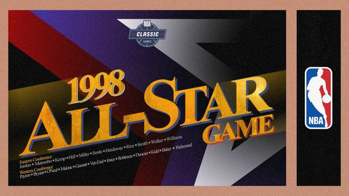 All-Star Game 1998 - Sezon 1
