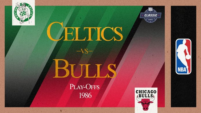 Playoffs 1986: Boston - Chicago - Sezon 1