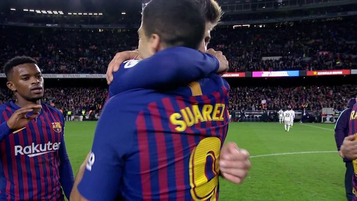 FC Barcelona - Real Madryt z października 2018 - Sezon 1