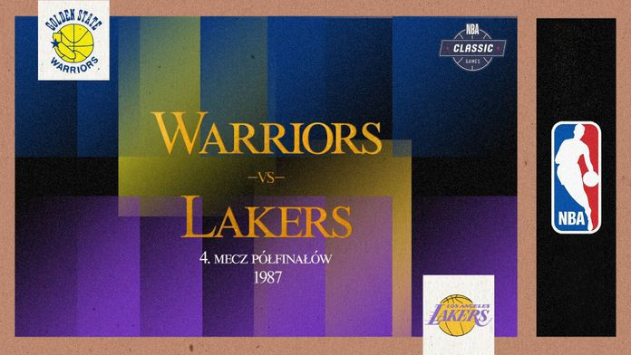 Playoffs 1987: Golden State - Los Angeles Lakers - Sezon 1
