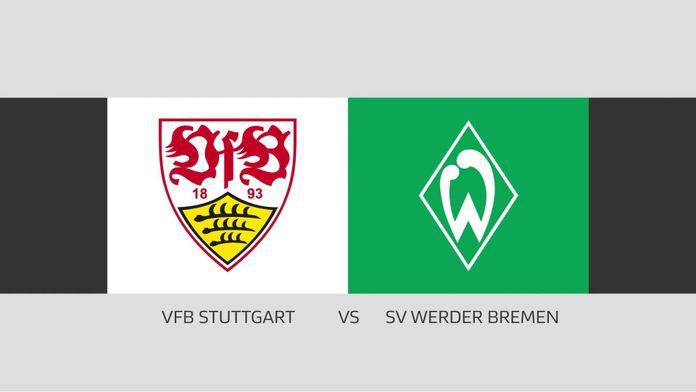 Stuttgart - Werder 03/04 - Sezon 1