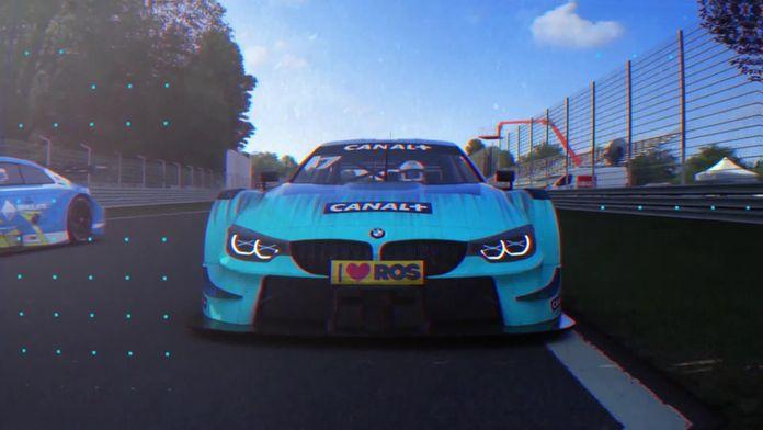Assetto Corsa Simracing: R1 DTM Silverstone - Sezon 1