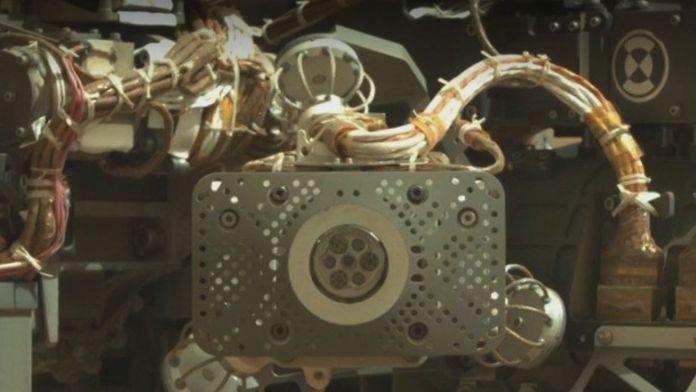 Marsjańska misja łazika Curiosity