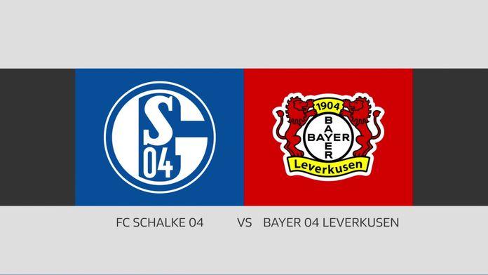 Schalke 04 - Bayer 05/06 - Sezon 1