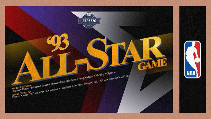 All-Star Game 1993 - Sezon 1