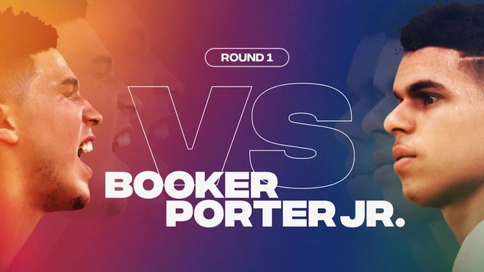 NBA2K20: Booker - Porter Jr - Sezon 1