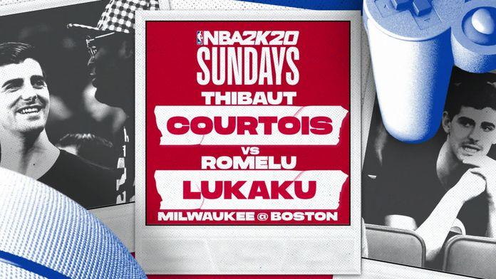NBA2K20 Sundays: Romelu Lukaku - Sezon 1