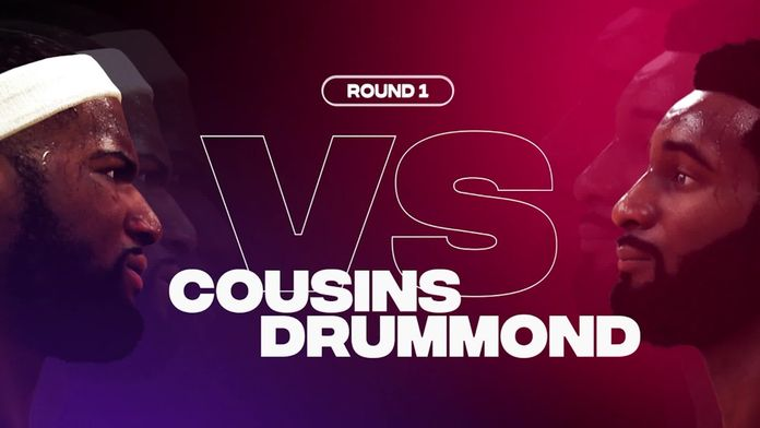 NBA2K20: Cousins - Drummond - Sezon 1