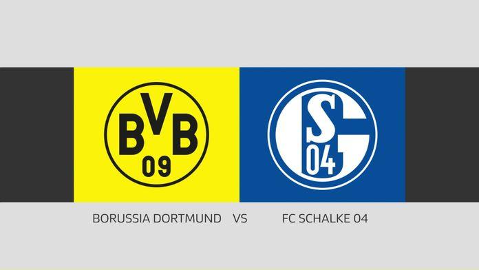 Borussia Dortmund - Schalke 08/09 - Sezon 1