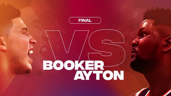 Finał NBA2K20: Ayton - Booker mecz nr 2 - Sezon 1
