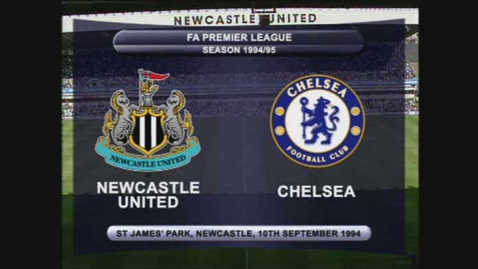 Newcastle - Chelsea 94/95 - Sezon 1