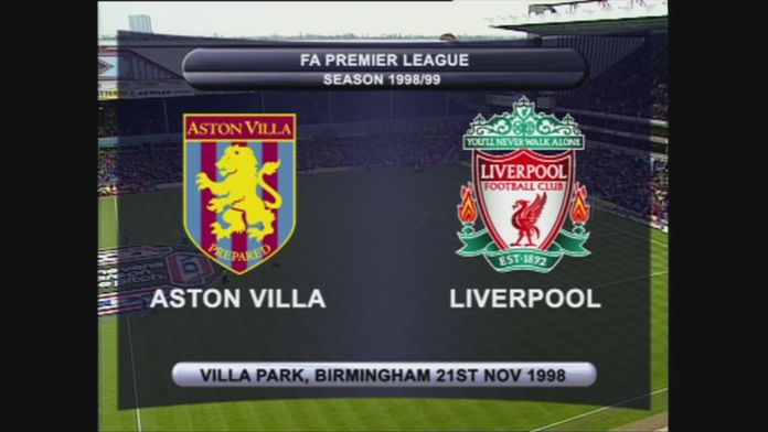 Aston Villa - Liverpool 98/99 - Sezon 1