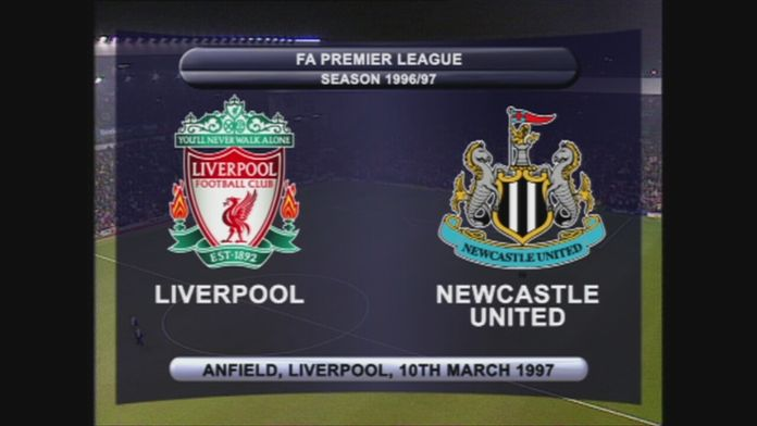 Liverpool - Newcastle 96/97 - Sezon 1