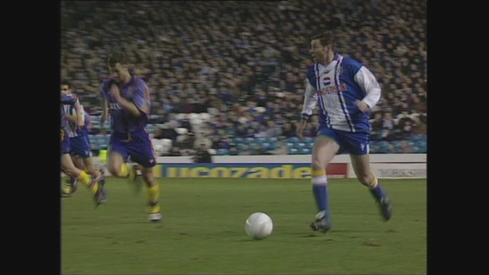 Sheffield Wednesday - Coventry 95/96 - Sezon 1