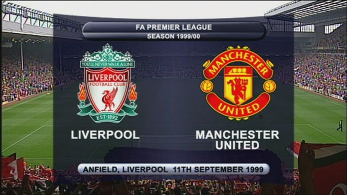 Liverpool - Man Utd 99/00 - Sezon 1