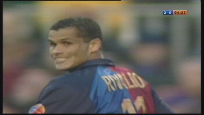 Październik 1999: Barcelona - Real Madryt (2. połowa) - Sezon 1