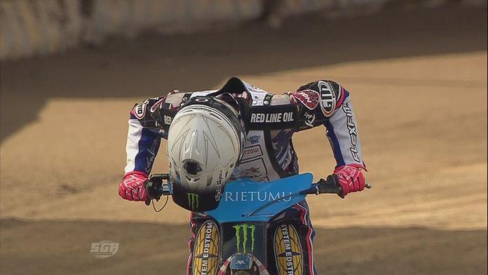 Made by Poland: Grand Prix Łotwy 2014. Kasprzak - Sezon 1