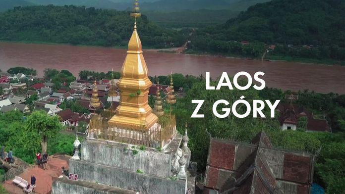 Laos z góry