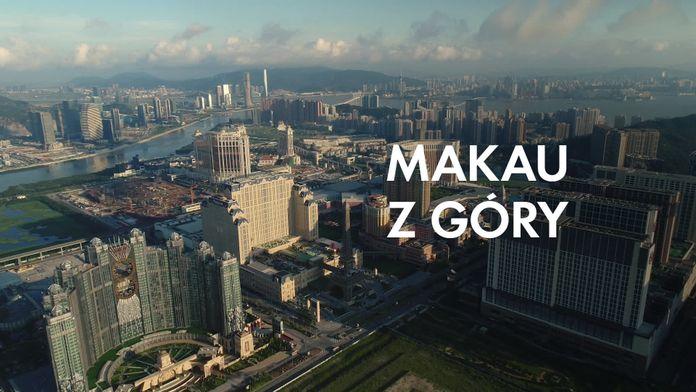 Makau z góry
