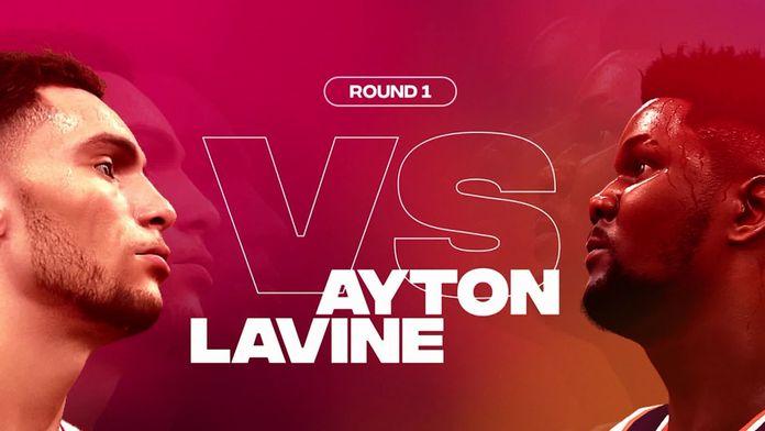 NBA2K20: LaVine - Ayton - Sezon 1