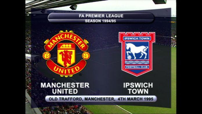 Man Utd - Ipswich 94/95 - Sezon 1