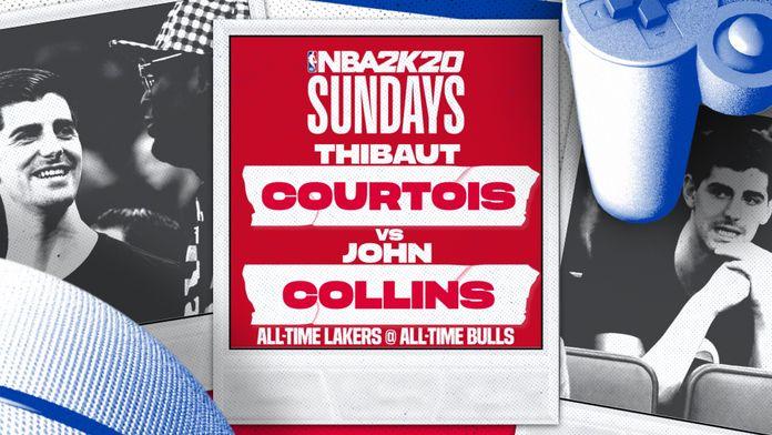 NBA2K20 Sundays: John Collins - Sezon 1