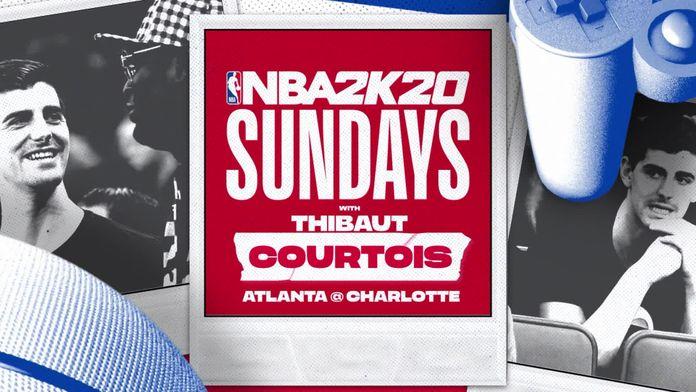 NBA2K20 Sundays: Willy Hernangómez - Sezon 1