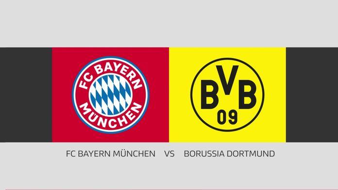 Bayern - Borussia Dortmund 10/11 - Sezon 1