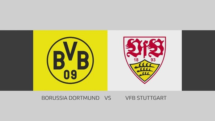 Borussia Dortmund - VfB Stuttgart 11/12 - Sezon 1