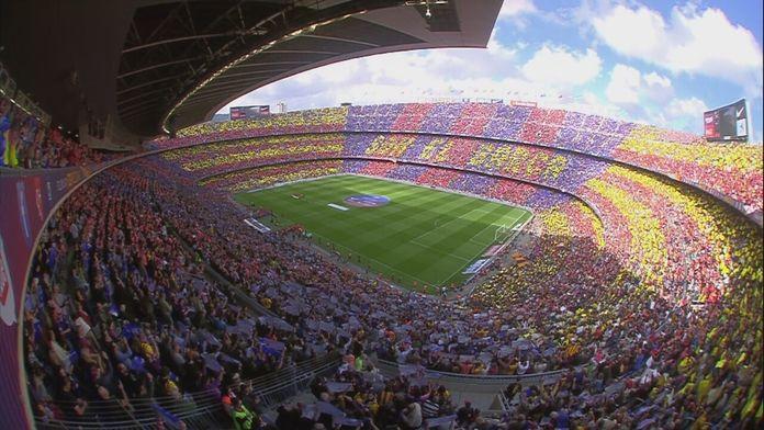 Barcelona - Atletico Madryt z maja 2014