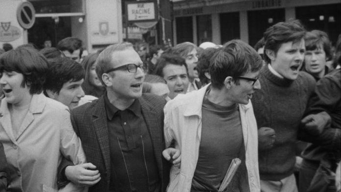Cannes 1968. Przerwany festiwal
