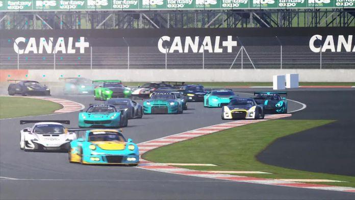 Assetto Corsa Simracing: R3 GT3 Monza - Sezon 1