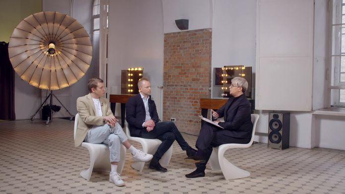 """Maciej Musiałowski i Maciej Stuhr opowiadają o filmie """"Sala samobójców. Hejter"""""""