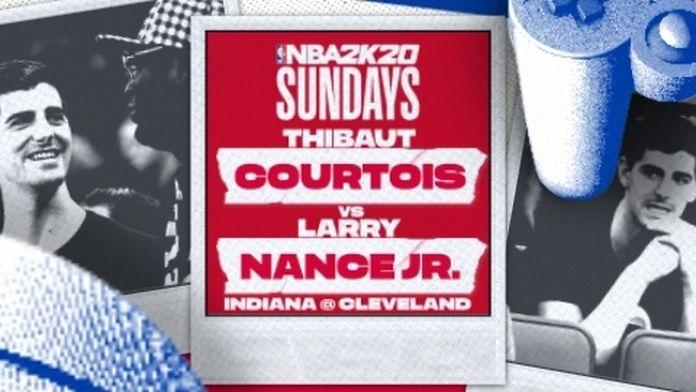 NBA2K20 Sundays: Larry Nance Jr - Sezon 1