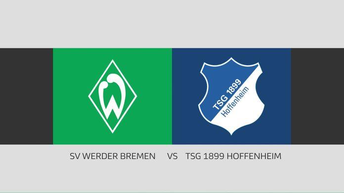 Werder - Hoffenheim 08/09 - Sezon 1