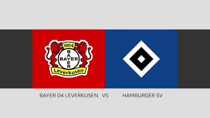 Bayer Leverkusen - Hamburger SV 13/14 - Sezon 1