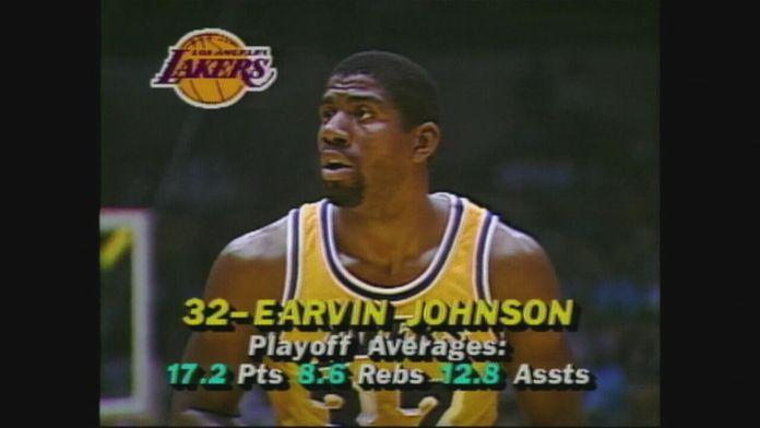 Philadelphia 76ers - Los Angeles Lakers z 1983 roku - Sezon 1