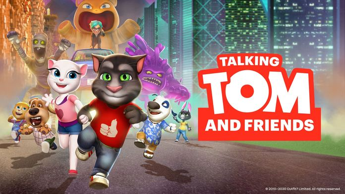 Talking Tom & Friends