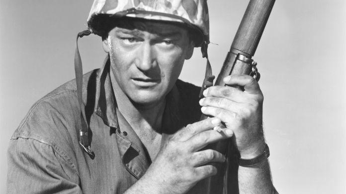 John Wayne - więcej niż mit