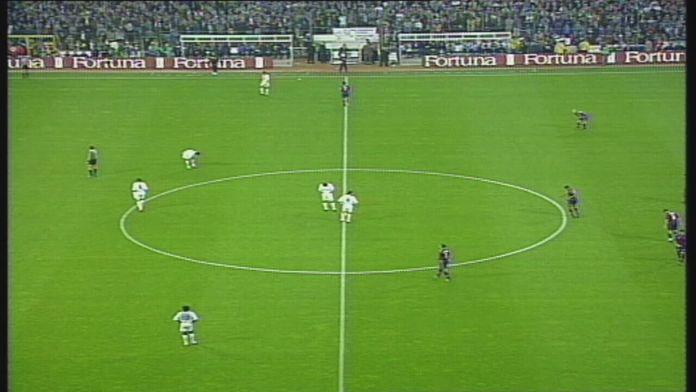 Listopad 1997: Real – Barcelona (1. połowa) - Sezon 1