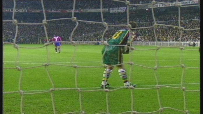 Listopad 1997: Real – Barcelona (2. połowa) - Sezon 1